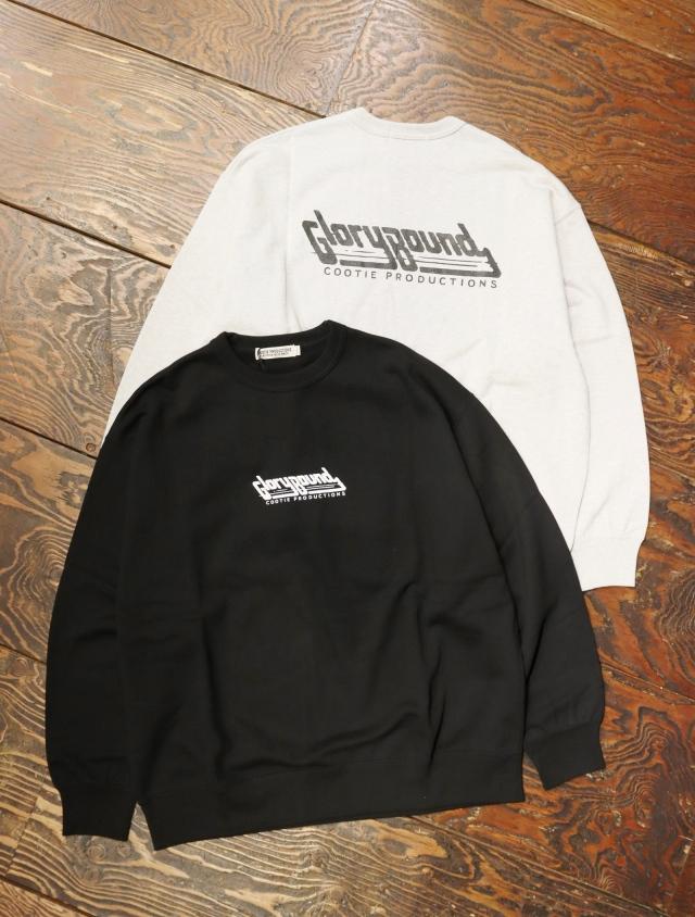 COOTIE  「Print Crewneck Sweatshirt (316)」  クルーネックスウェット