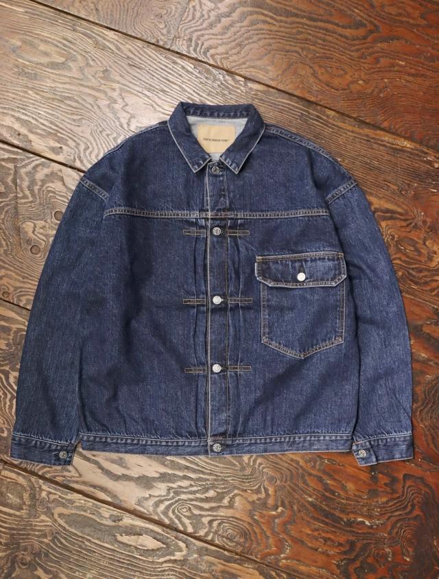 COOTIE  「1st Type Denim Jacket (Fade) 」  1st タイプ デニムジャケット