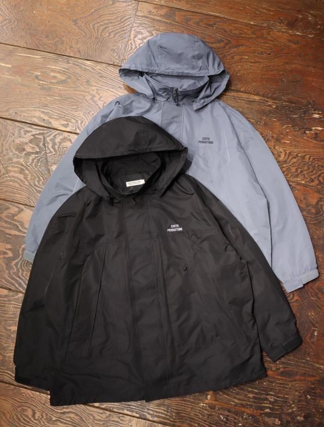 COOTIE  「Oversized Shell Jacket 」  オーバーサイズシェルジャケット