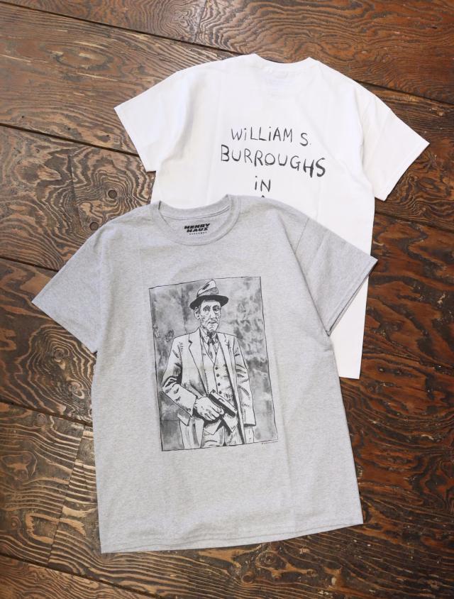 HENRY HAUZ  「 YO × HENRY HAUZ CT01 」 プリントティーシャツ