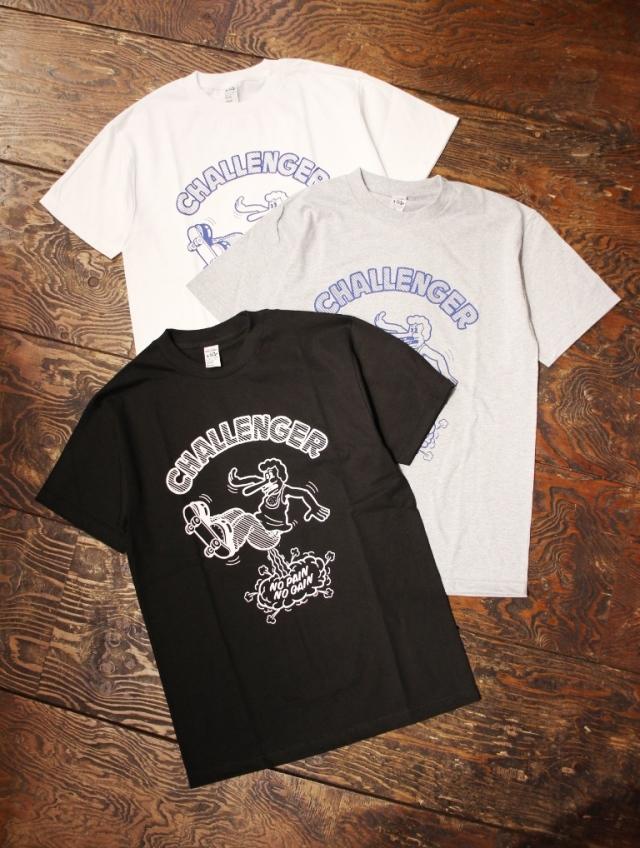 CHALLENGER  「×SKETCH POPS UP TEE」 プリントティーシャツ