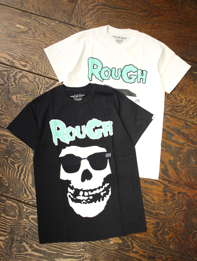 ROUGH AND RUGGED × SABRE  「RR×SABRE CT」 プリントティーシャツ
