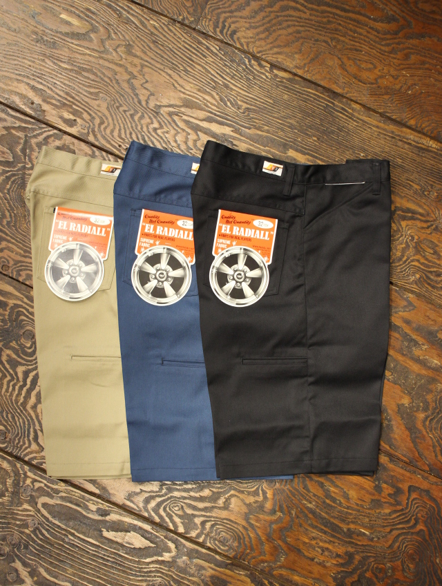 RADIALL    「CVS WORK PANTS - FRISCO SHORTS」 チノショーツ