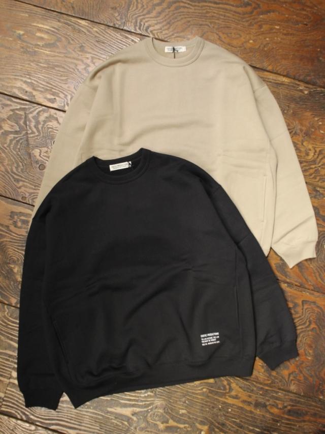 COOTIE  「 Compact Yarn Crewneck Sweatshirt 」 クルーネックスウェット