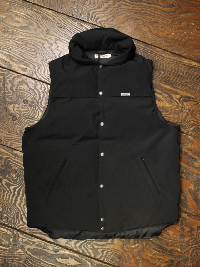 COOTIE  「  Weather Cloth Oversized Down Vest 」 ダウンベスト
