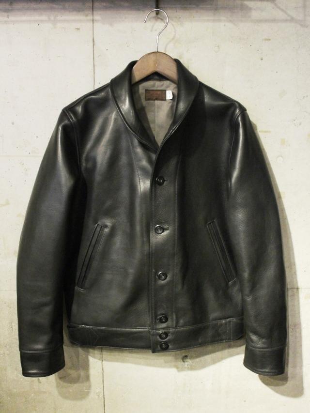 TROPHY CLOTHING 「Steer Hide A-1 Jacket.」  ステアハイドレザー A-1 ジャケット