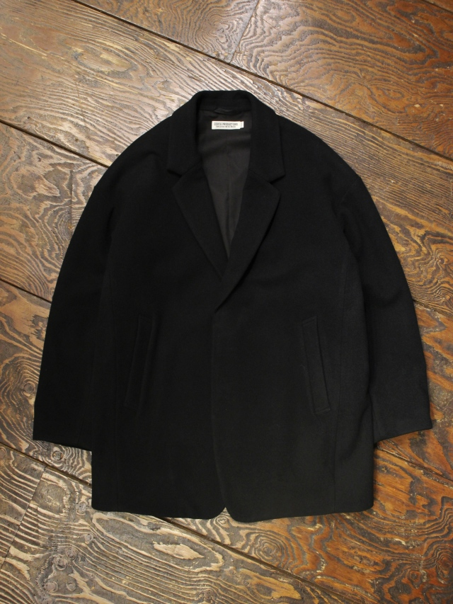 COOTIE  「 Wool Mossa Chester Coat (Short) 」 チェスターコート