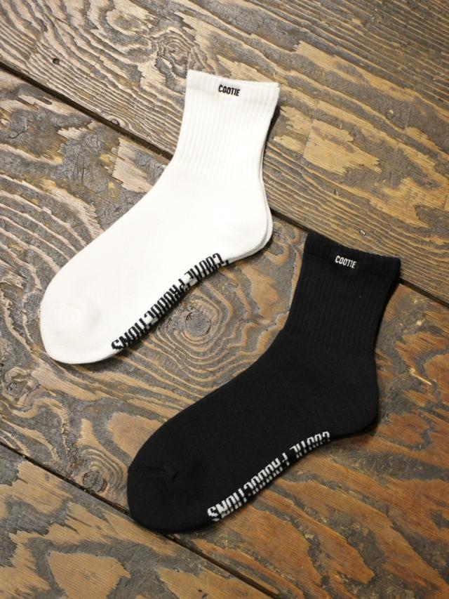 COOTIE    「Raza Socks (Short) 」 ショートソックス