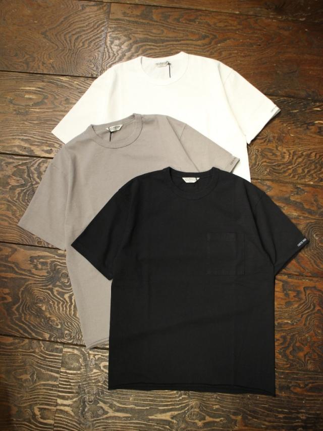 COOTIE  「Plain Crewneck S/S Tee」 クルーネックポケットティーシャツ