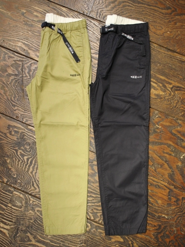 CHALLENGER    「WORK NARROW CHINO PANTS」  チノパンツ