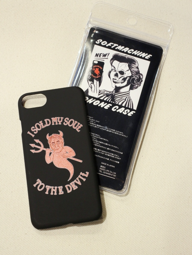 SOFTMACHINE   「HEART iPhone CASE 7 & 8」 iPhone 7 & 8 ケース