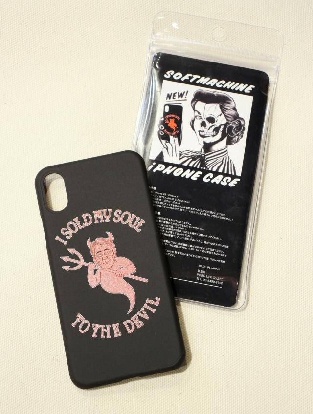 SOFTMACHINE   「HEART iPhone CASE X」 iPhone X ケース