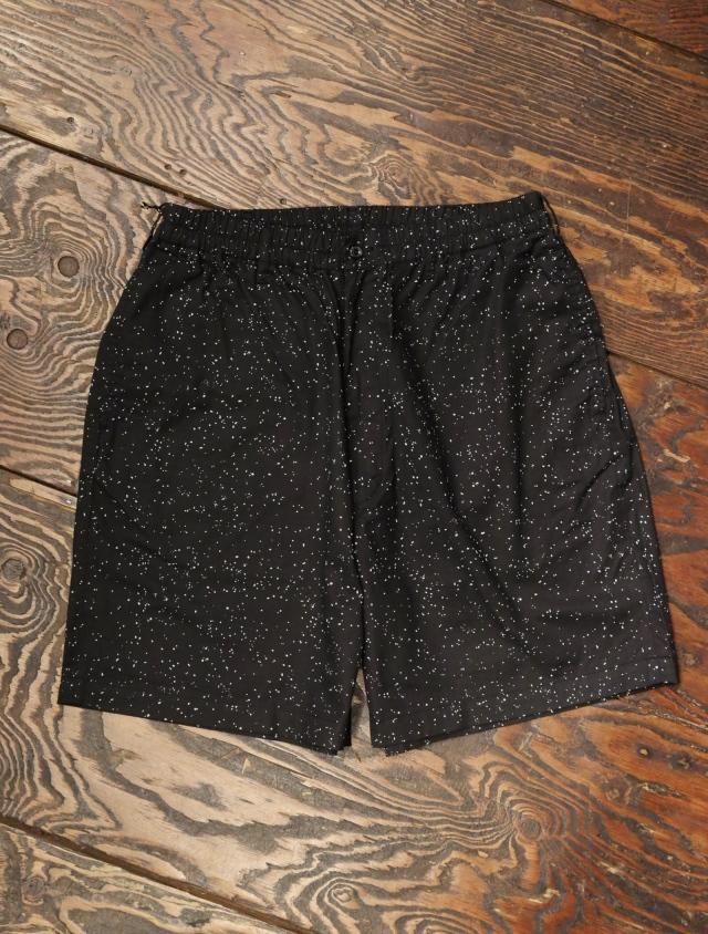 COOTIE  「 Splatter Print Easy Shorts 」 イージーショーツ