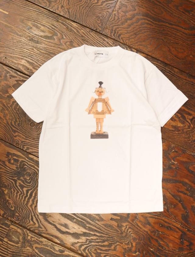 SON OF THE CHEESE × PERROTIN 106 × Makoto Kobayashi  「 GIRL TEE 」 プリントティーシャツ