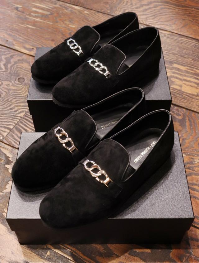 COOTIE   「 Raza Chain Bit Shoes 」 ビットシューズ
