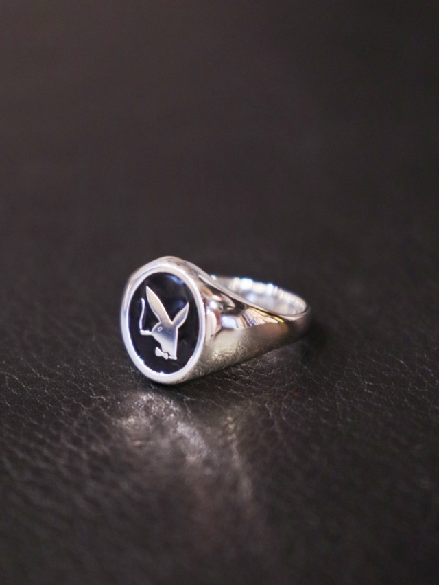 RADIALL  「BUNNY - PINKY RING (SILVER) 」  ピンキーリング