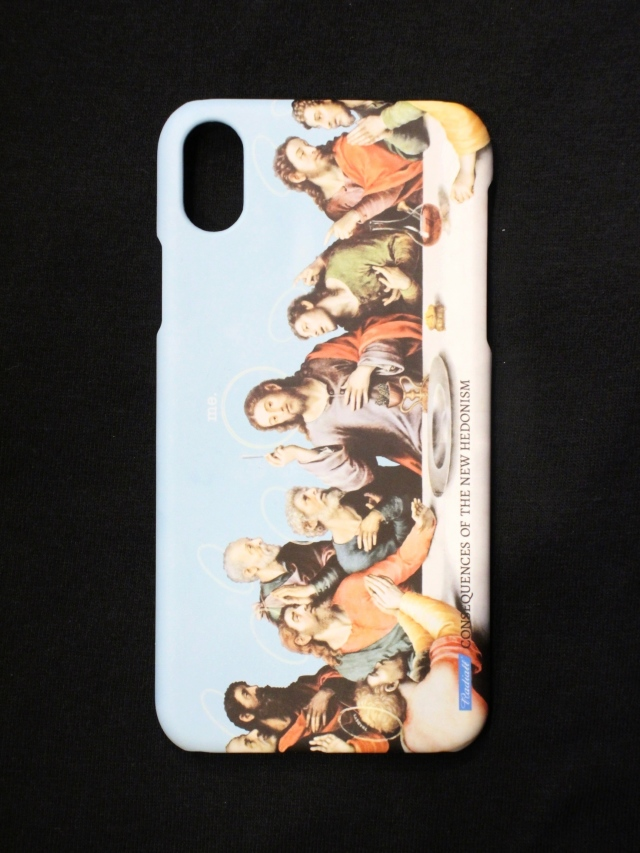 【NEW YEAR ITEM !!】 RADIALL  「HEDONISM - IPHONE CASE for X / XS」  iPhone for X / XS ケース