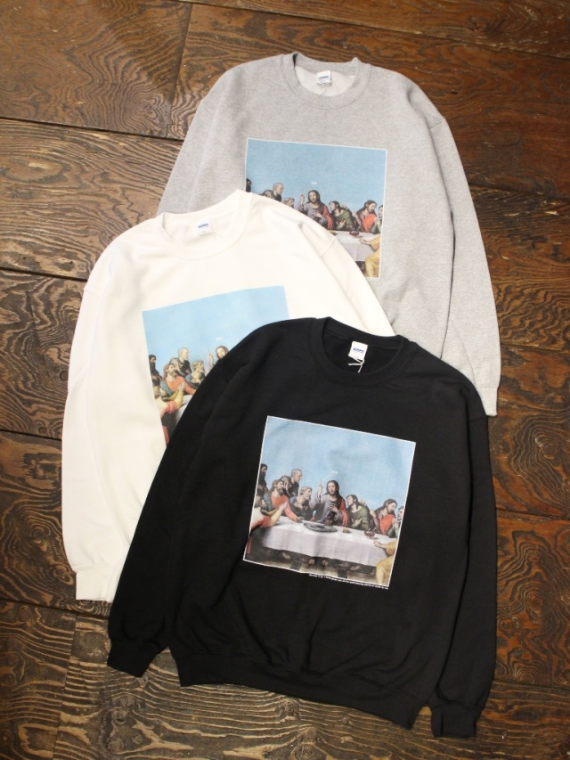 【NEW YEAR ITEM !!】 RADIALL  「HEDONISM - C.N. SWEATSHIRT L/S」  クルーネックスウェット