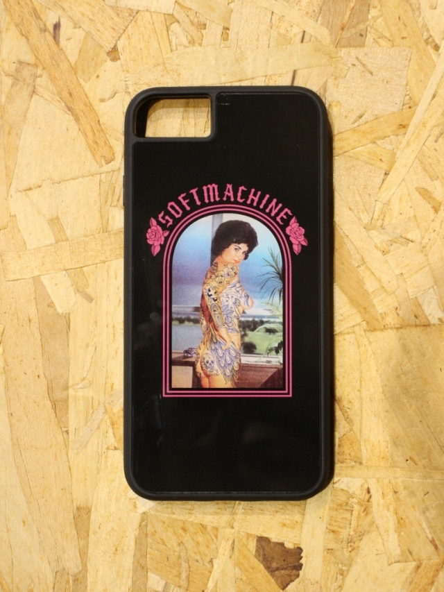 SOFTMACHINE   「CHOLA iPhone CASE 7 & 8」 iPhone 7 & 8 ケース