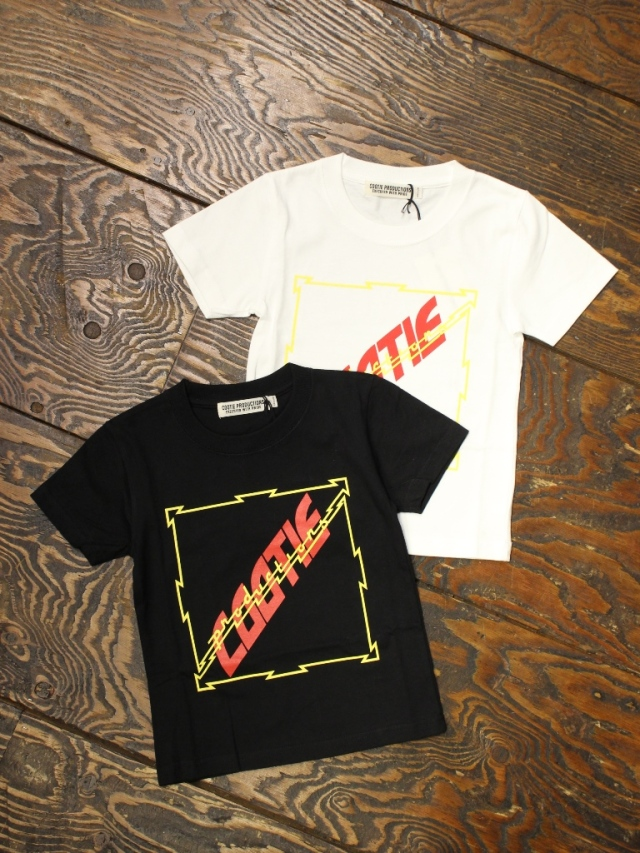 【FOR KIDS】 COOTIE  「Print S/S Tee KIDS」 キッズティーシャツ