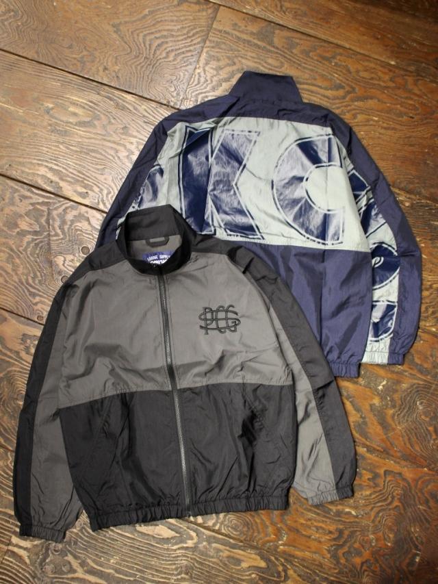 【 2月20日 発売 !! 】  PORKCHOP GARAGE SUPPLY   「TRACK JKT 」  トラックジャケット