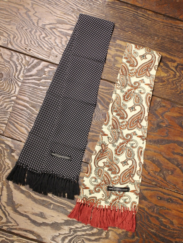TROPHY CLOTHING   「Gents Scarf」 スカーフ