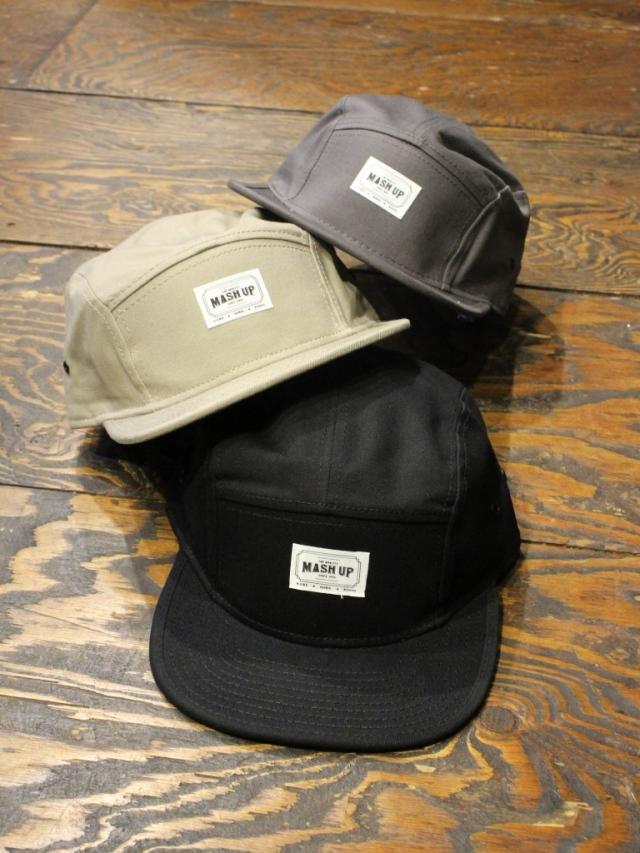MASH UP  「CAMP CAP」 キャンプキャップ