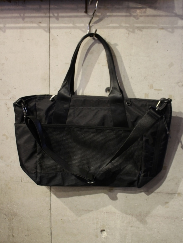 RADIALL  「SMOKEY CAMPER - TWO WAY TOTE BAG」  トート&ショルダー 2ウェイバッグ