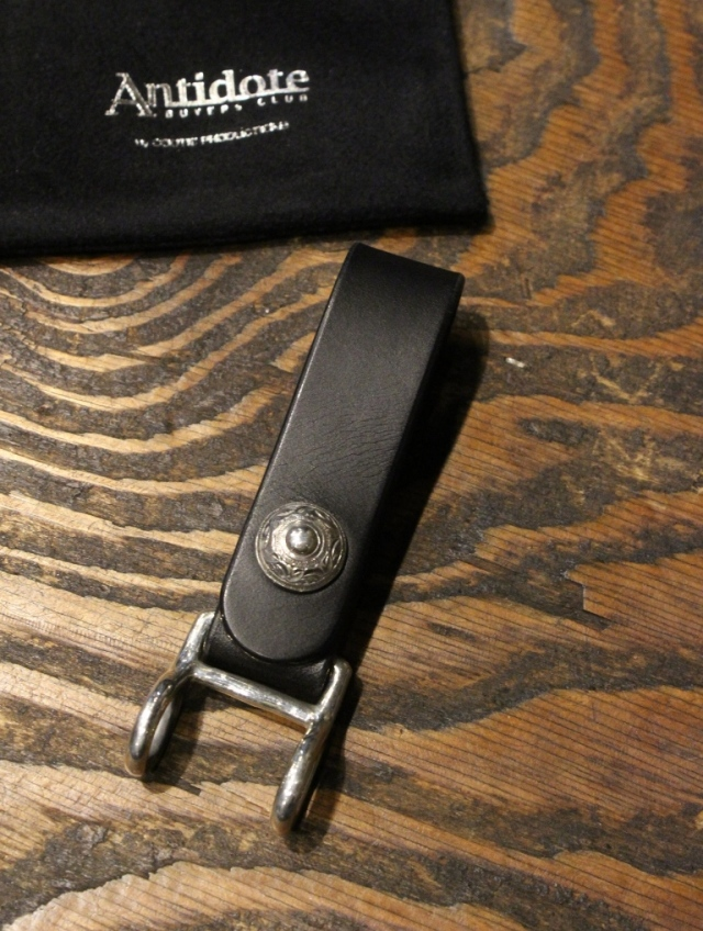 ANTIDOTE BUYERS CLUB by Cootie Productions  「 Classic Key Bak (Smooth Leather) 」 キーバック