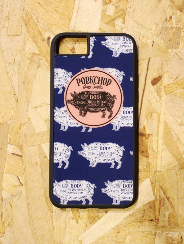 PORKCHOP GARAGE SUPPLY   「 iPhonr Case Type - A  (6・6s・7・8) 」  6・6s・7・8用 iPhoneケース