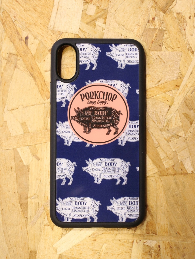 PORKCHOP GARAGE SUPPLY   「 iPhonr Case Type - A  (X・XS) 」  X・XS用 iPhoneケース
