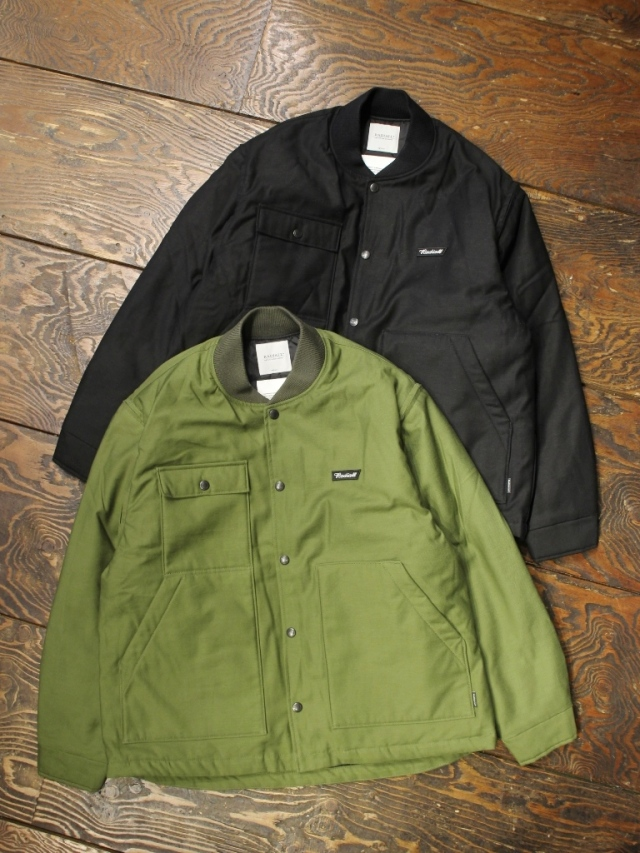 RADIALL  「OAK TOWN - WORK JACKET」  ワークジャケット
