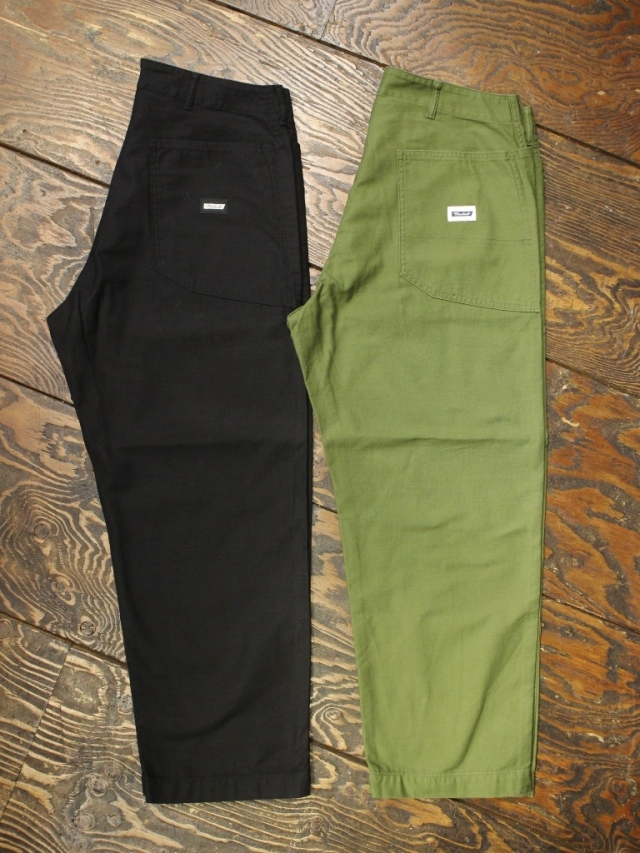 RADIALL   「OAK TOWN - WIDE FIT WORK PANTS 」 ワークパンツ