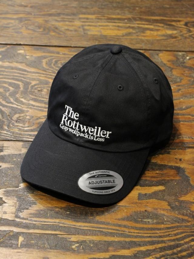 ROTTWEILER   「 Dad Rottweiler Cap 」  キャップ