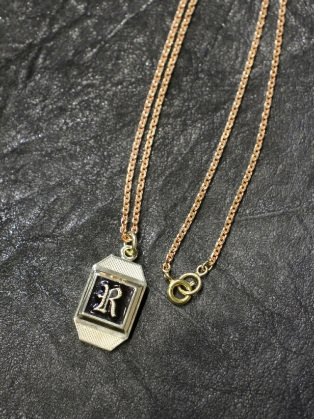 RADIALL  「SYMBOLIZE ‐ NECKLACE」 BRASS製 ネックレス