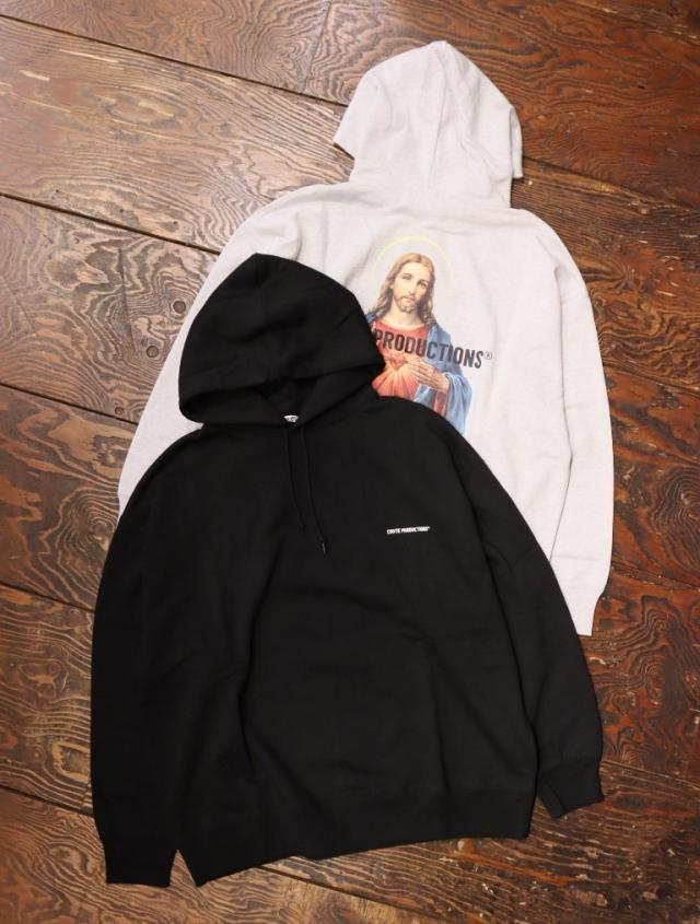 COOTIE  「Print Pullover Parka (JESUS)」  プルオーバーパーカー