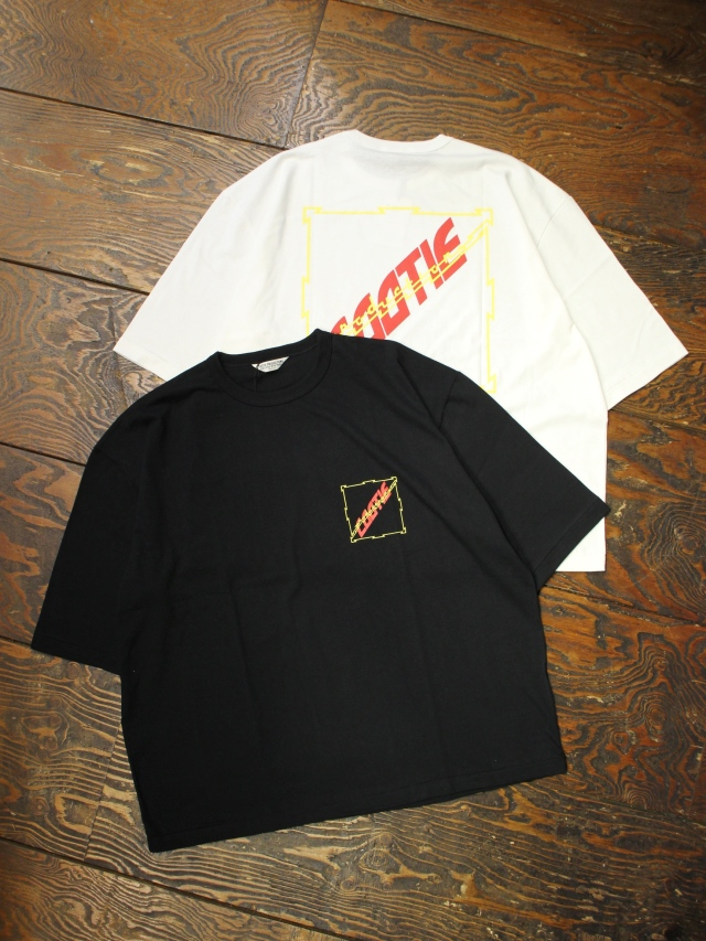COOTIE  「Print Oversized S/S Tee」 オーバーサイズティーシャツ