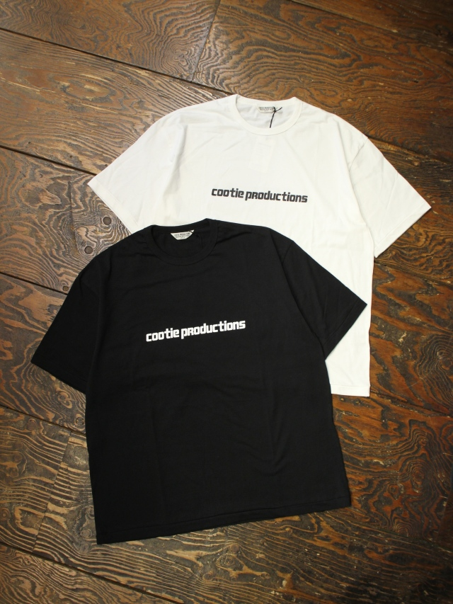 COOTIE  「Print S/S Tee」 プリントティーシャツ
