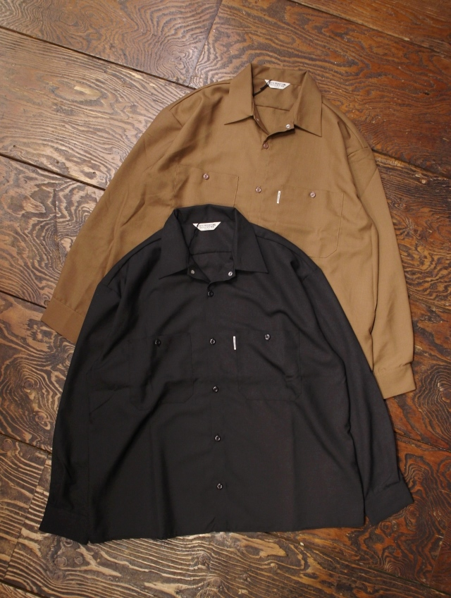 COOTIE  「T/W Work Shirt 」 ワークシャツ