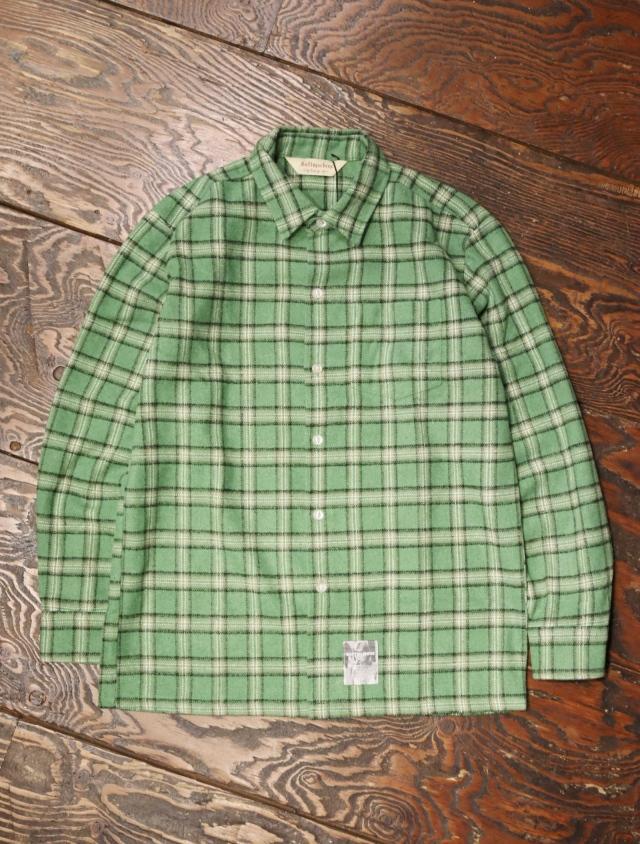 SOFTMACHINE  「SOUTHERN SHIRTS」 レギュラーカラーチェックシャツ