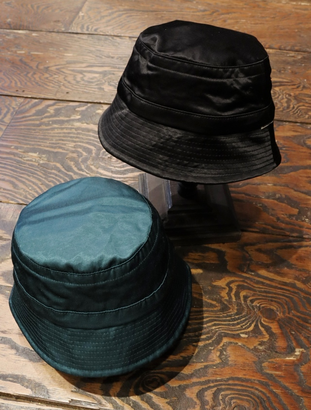 COOTIE   「R/C Bucket Hat 」  バケットハット