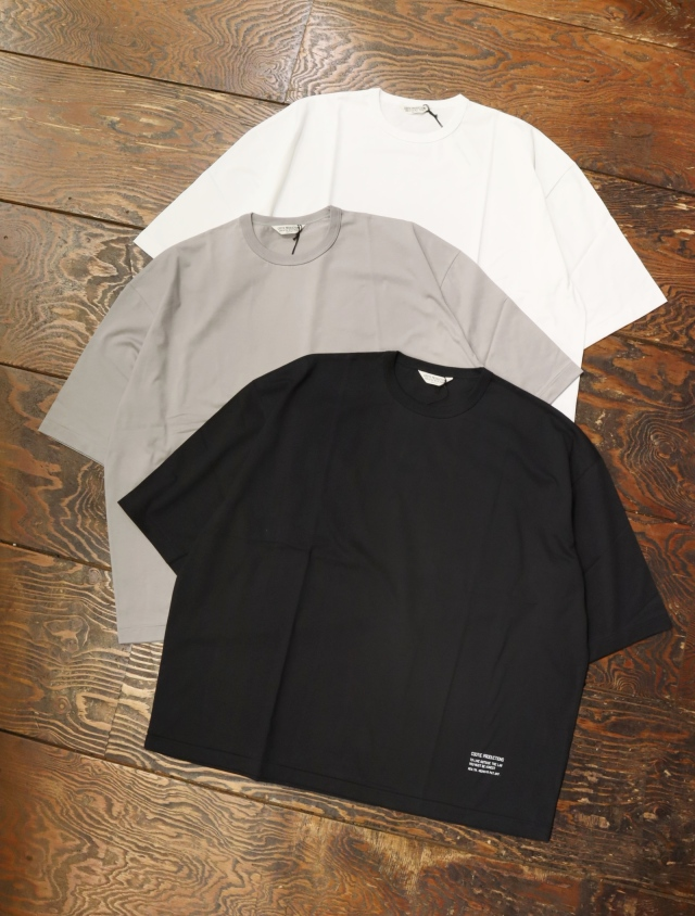 COOTIE  「 Supima Cotton Wide Fit S/S Tee 」 ワイドフィットティーシャツ