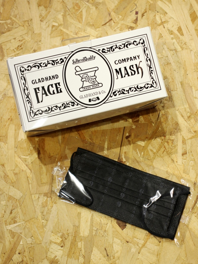 GLAD HAND APOTHECARY  「FACE MASK」 マスクセット