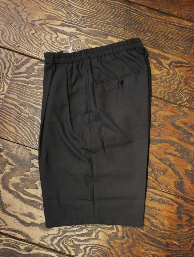 COOTIE  「T/W 2 Tuck Easy Shorts」 イージーショーツ
