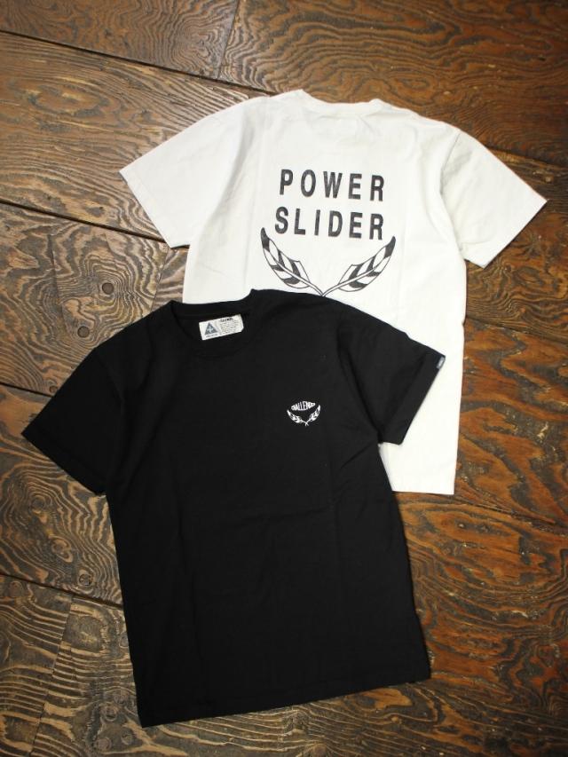 CHALLENGER    「POWER SLIDER TEE」  プリントティーシャツ