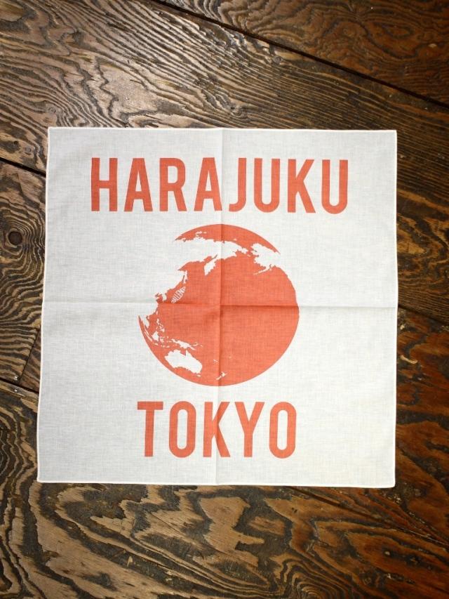 CHALLENGER    「TOKYO BANDANA」  バンダナ