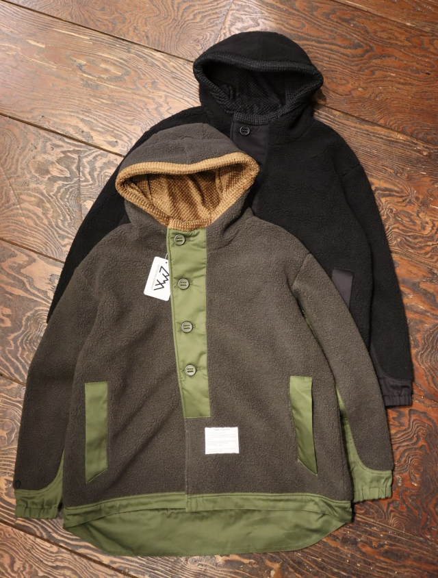 COMFY OUTDOOR GARMENT 「C-43」 パイルフリースジャケット