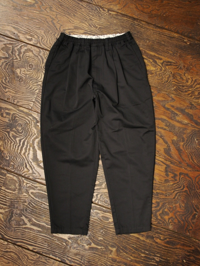 COOTIE   「Familia 2 Tuck Trousers」  2タック イージートラウザーズ