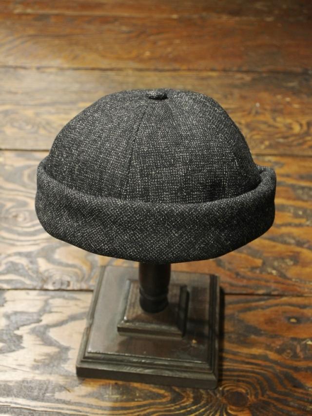 COOTIE   「 Melange Wool Thug Cap 」  サグキャップ
