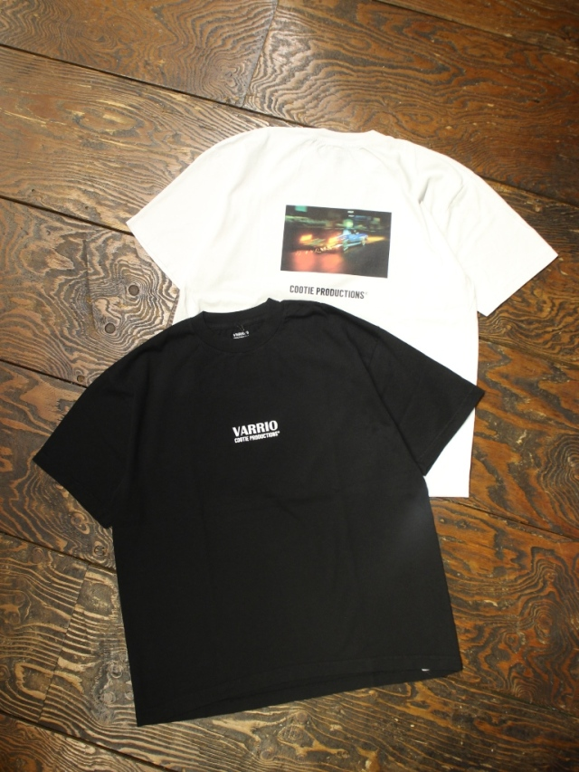 COOTIE  「 Print S/S Tee (LOWRIDER) 」 プリントティーシャツ